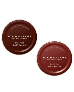 RM Williams Mens Stockman's Boot Polish