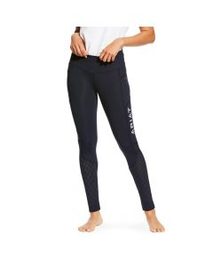 Ariat Ladies Eos Knee Patch Riding Tights