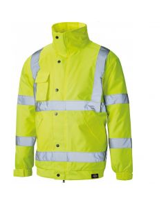 Dickies SA22050 Hi Vis Bomber Safety Jacket