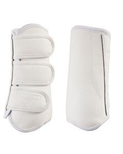 LeMieux Schooling Boots White