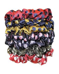 Equetech Ladies Spotty Scrunchie