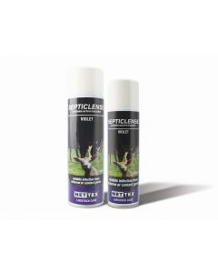 Nettex SeptiClense Spray Violet
