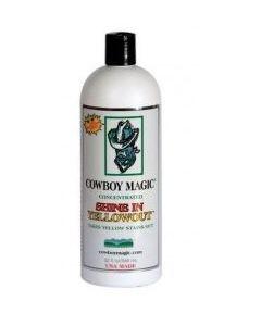 Cowboy Magic® Shine In Yellowout Shampoo 946ml