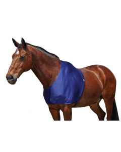 Weatherbeeta Roma Lycra Shoulder Guard Navy