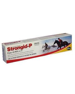 Strongid-P Paste Horsewormer - Chelford Farm Supplies