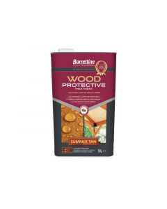 Barrettine Premier Wood Preserver Summer Tan 5L