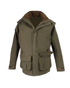 Beretta Mens Winter Teal Jacket Green