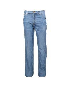 Wrangler Mens Texas Jeans Volcano