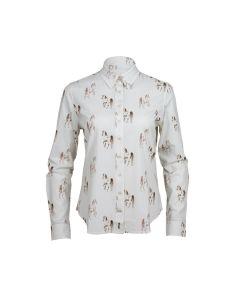 Toggi Ladies Lambley Horse Print Shirt - Chelford Farm Supplies