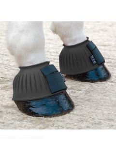 Shires Arma Touch & Close Over Reach Boots Black