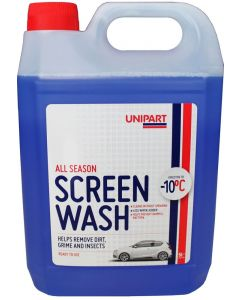 Unipart Concentrated Screen Wash 5 litre - Cheshire, UK