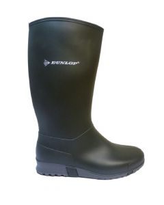 Dunlop Hevea Wellingtons Green/Grey