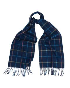 Barbour Tattersall Lambswool Scarf - Cheshire, UK