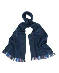 Barbour Essential Stripe Scarf - Cheshire, UK