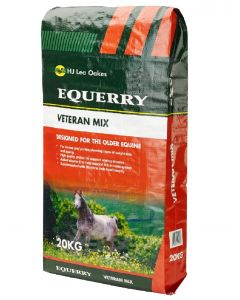 Equerry Veteran Horse Mix Horse Feed 20kg