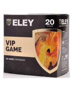 Eley Hawk VIP Game Special 20 Gauge 32 Gram Fibre Shotgun Cartridge