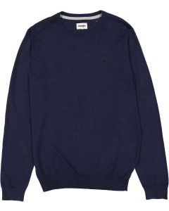 Wrangler Mens Crewneck Knit Sweater
