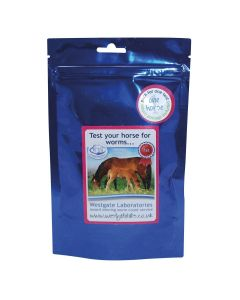 Westgate Lavatories Worm Count Kit For Horses