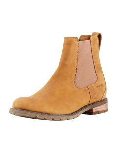 Ariat Ladies Wexford H20 Boots Rustic Brown