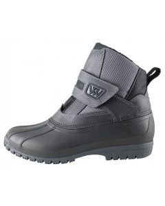 Woof Wear Short Yard Boot Black