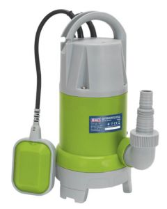 Sealey Submersible Clean & Dirty Water Pump - Cheshire, UK