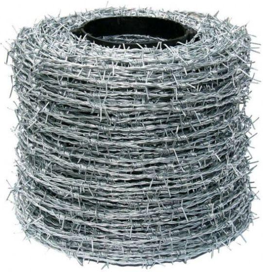 Barbed Wire Mild Steel 200m