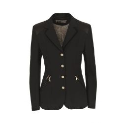 Pikeur Ladies Odisanne Riding Jacket Black