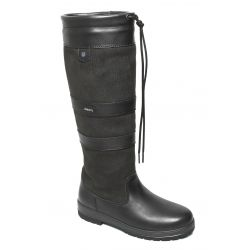 Dubarry Ladies Galway Country Boots Black