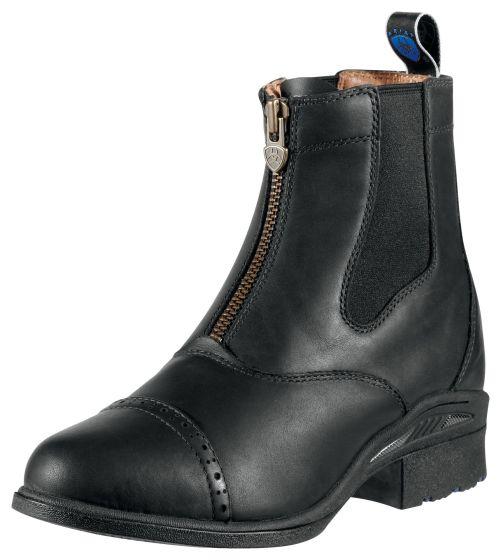 Ariat Mens Devon Pro VX Paddock Boots Black