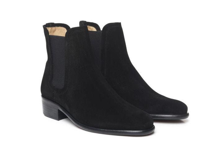 Fairfax & Favor Ladies Chelsea Boot Black