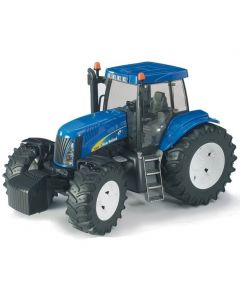 Bruder New Holland T8040 Tractor Toy