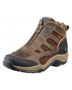 Ariat Ladies Terrain Zip H20 Brown