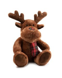 Ancol Cuddly Reindeer Christmas Dog Toy - Cheshire, UK