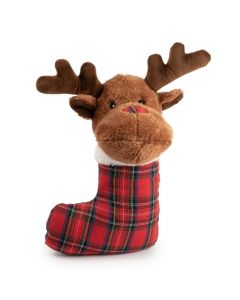 Ancol Reindeer Stocking Christmas Dog Toy - Cheshire, UK