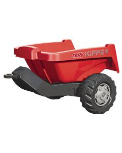 Rolly Toys Red Kipper Trailer