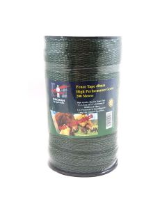 Fenceman Electric Fencing 40mm High Performance Tape Green - Cheshire, UK