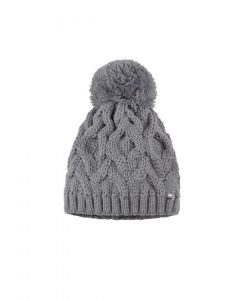 Pikeur Ladies Bobble Hat Titanium Melange