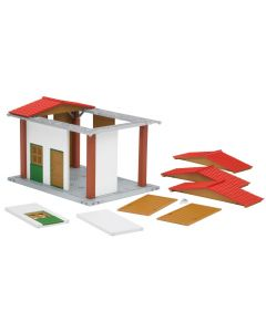 Bruder BWorld Toy Building Machine Shed