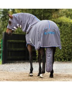 Horseware Rambo Show Sheet Rug Set Grey