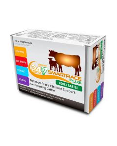 Agrimin 24-7 Smartrace Plus Bolus for Adult Cattle 195g 10 Pack