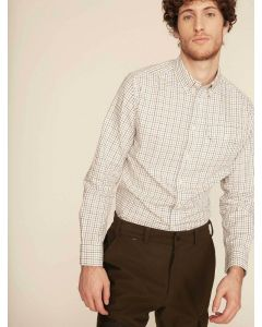 Aigle Huntjack Traditional Check Shirt - Chelford Farm Supplies