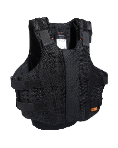 Airowear Teen AirMesh Body Protector Black