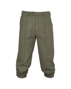 Alan Paine Mens Combrook Tweed Breeks Lovat