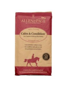 Allen & Page Calm & Condition Horse Feed 20Kg