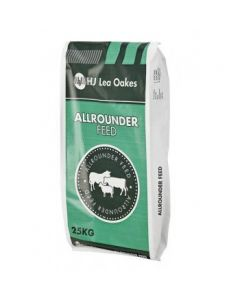 H J Lea Oakes Aston Allrounder Cattle & Sheep Nuts 25kg