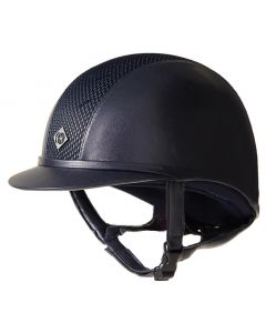 Charles Owen Ayr8® Plus Leather Look Riding Hat