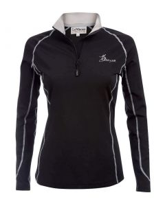 LeMieux Ladies Base Layer Black