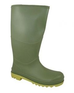 Berwick Children Wellington Boot Green