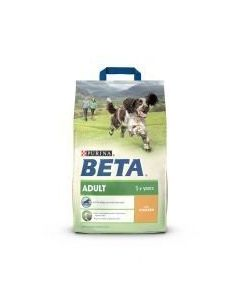 Beta Adult Chicken Dog Food 2.5kg
