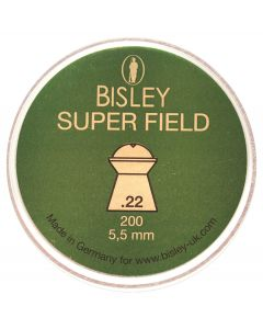 Bisley Superfield Air Rifle Pellets